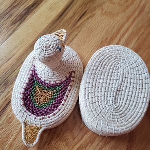 None Storage & Organization - Jewelry basket box